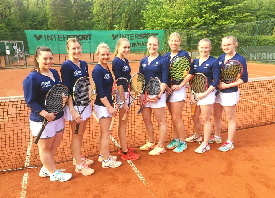 Mannschaft Damen Oeynhausener Tennis Club