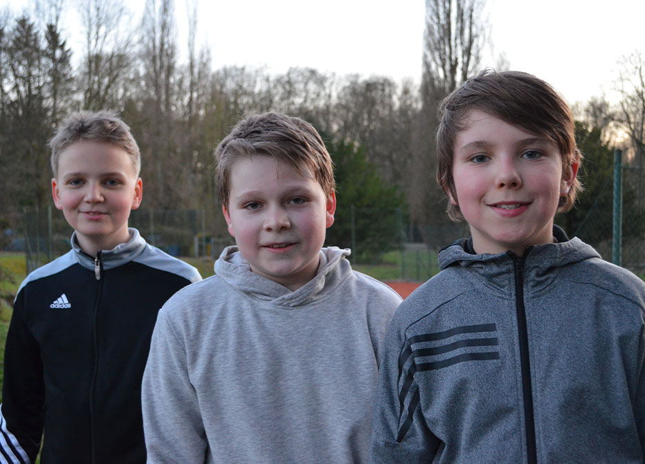 Mannschaft Oeynhausener Tennis Club