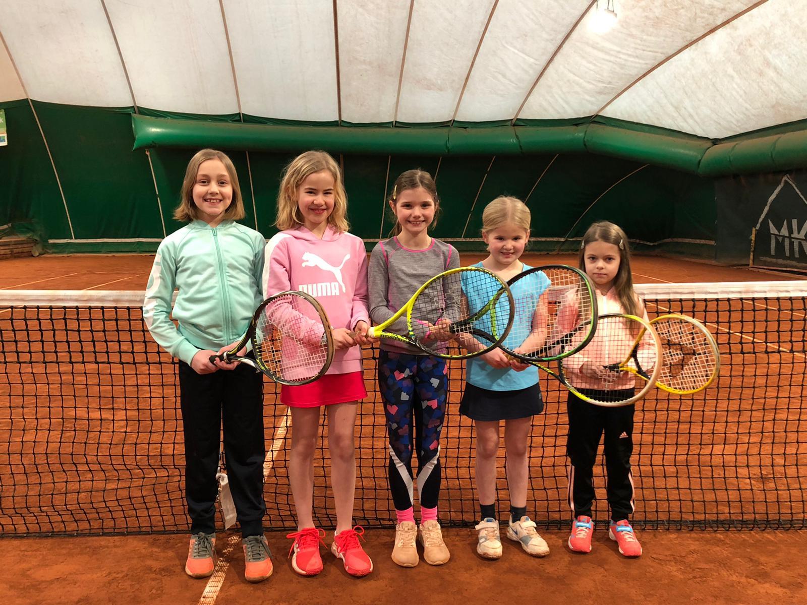 Mannschaft Damen Oeynhausener Tennis Club